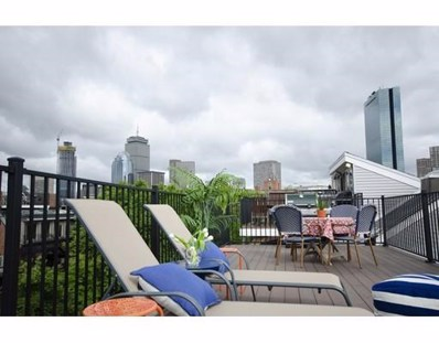 82 Waltham St. UNIT 10, Boston, MA 02118 - MLS#: 72340339