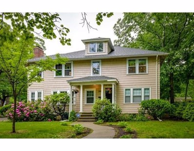 288 Auburndale Ave UNIT B, Newton, MA 02466 - MLS#: 72340360