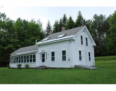 177 Number Nine Road, Heath, MA 01346 - MLS#: 72340470