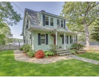 74 Oakridge Terrace, Lynnfield, MA 01940 - MLS#: 72340571
