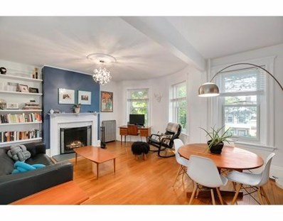 299 Tappan St UNIT 4, Brookline, MA 02445 - MLS#: 72340573