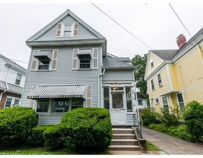 34 Irving St, Newton, MA 02459 - MLS#: 72340602