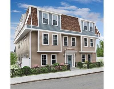 49 Leyden Street UNIT 4, Boston, MA 02128 - MLS#: 72340604