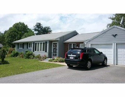 62 Frederic St, Springfield, MA 01119 - MLS#: 72340698