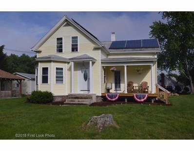283 Newman Ave, Seekonk, MA 02771 - MLS#: 72340778