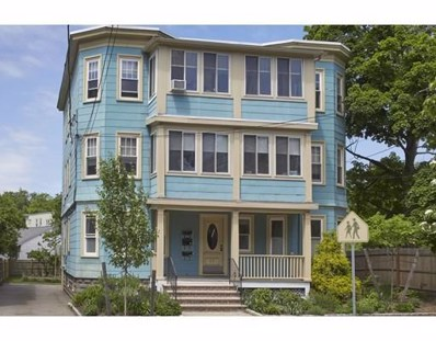 55 Chilton St UNIT 3, Cambridge, MA 02138 - MLS#: 72340869