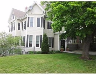 13 Whiting Street UNIT 1, Plymouth, MA 02360 - MLS#: 72341046