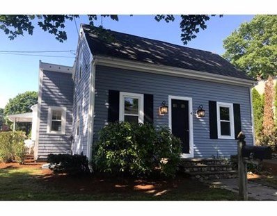 4 Linden Place, Weymouth, MA 02189 - MLS#: 72341102