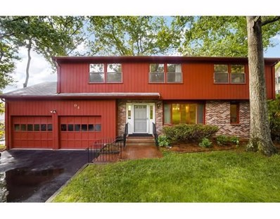 94 Sherbourne Place, Waltham, MA 02451 - MLS#: 72341174