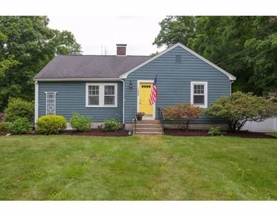 1084 Washington Street, Holliston, MA 01746 - MLS#: 72341235