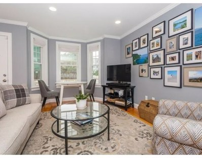 40 Catherine St UNIT 1, Boston, MA 02131 - MLS#: 72341263