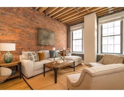 99-105 Broad UNIT 3D, Boston, MA 02110 - MLS#: 72341624