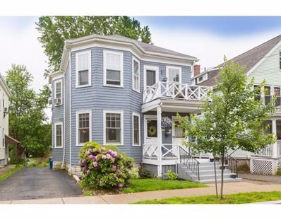 38A Fairmont Street UNIT 1, Arlington, MA 02474 - MLS#: 72341684