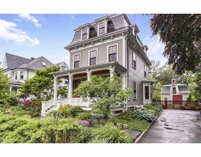 5 Brewer St, Boston, MA 02130 - MLS#: 72341700
