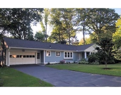 34 Fairbanks Road, Lexington, MA 02421 - MLS#: 72341980