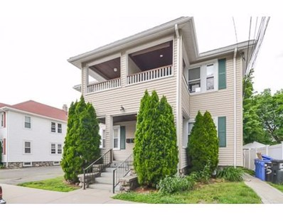 56 Cherry St UNIT 1, Waltham, MA 02453 - MLS#: 72342025