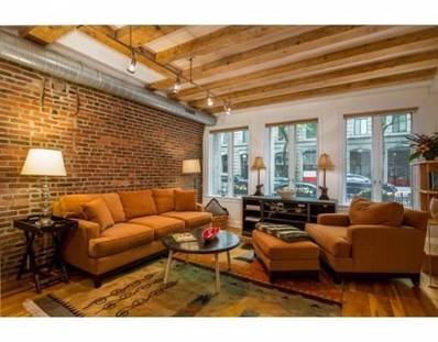 106 Commercial St UNIT 1, Boston, MA 02109 - MLS#: 72342058
