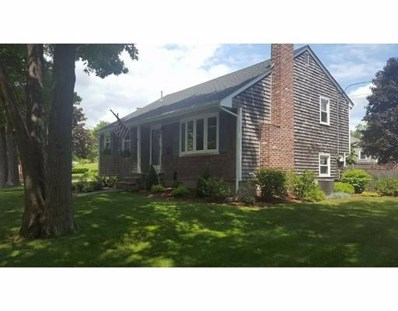 413 North Cary Street, Brockton, MA 02302 - MLS#: 72342301