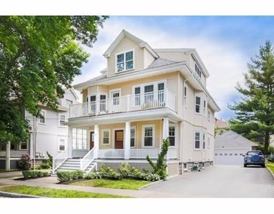29 Trowbridge Street UNIT 29, Arlington, MA 02474 - MLS#: 72342387