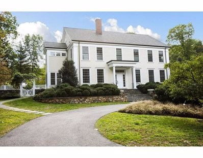 22 Greylock Rd, Wellesley, MA 02481 - MLS#: 72342531