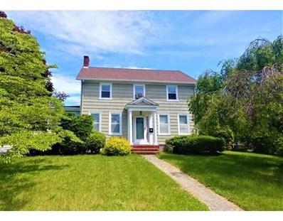 548 New Boston Road, Fall River, MA 02720 - MLS#: 72342722