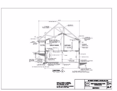 Lot 3, 56 West St., Douglas, MA 01516 - MLS#: 72342934