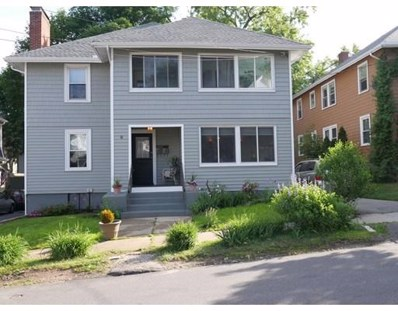 6 Park Ave UNIT A, Winchester, MA 01890 - MLS#: 72342985