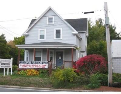 665 Rogers Street, Lowell, MA 01852 - MLS#: 72343039