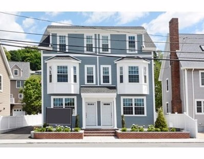 95 Boardman Street UNIT 1, Boston, MA 02128 - MLS#: 72343078