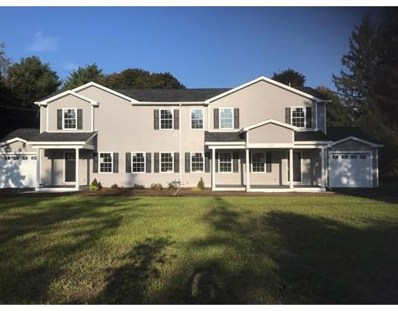 1639 Washington St. UNIT 1639, Walpole, MA 02081 - MLS#: 72343219