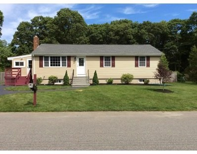 72 Connell Drive, Stoughton, MA 02072 - MLS#: 72343271