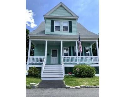 19 Hazel St, Milton, MA 02186 - MLS#: 72343291