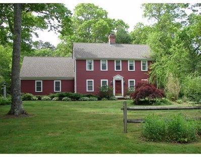 4 Meadow Ln, Sandwich, MA 02563 - MLS#: 72343311