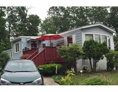 301 Bulgarmarsh Rd UNIT F13, Tiverton, RI 02878 - MLS#: 72343639