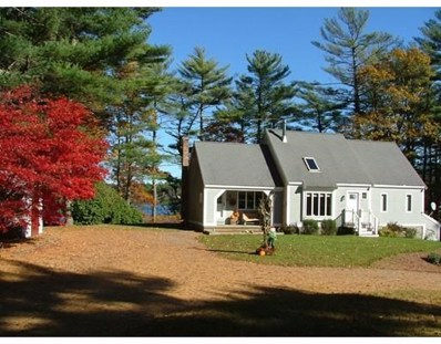 129 A Center Street Waterfront, Carver, MA 02330 - MLS#: 72343923