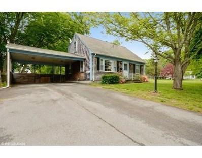 708 Pine Hill Drive, New Bedford, MA 02745 - MLS#: 72344032
