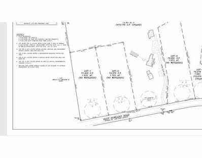 46 East Howland Road Lot 1, Freetown, MA 02717 - MLS#: 72344052