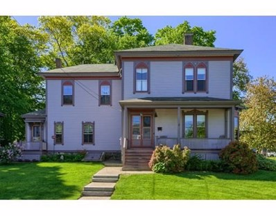 74 Wentworth Ave, Lowell, MA 01852 - MLS#: 72344206