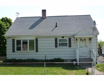 88 Everett St, Fitchburg, MA 01420 - MLS#: 72344256