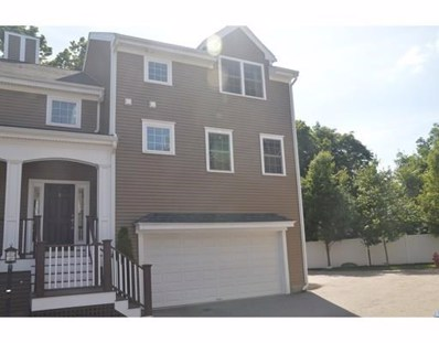 805 Highland Ave UNIT 5, Needham, MA 02494 - MLS#: 72344545