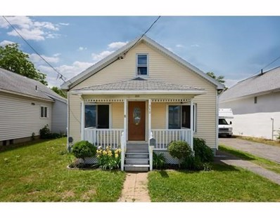 310 Carew St, Chicopee, MA 01020 - MLS#: 72344808