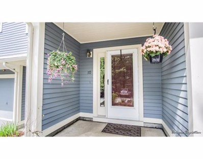 10 Evergreen Way UNIT 10, Peabody, MA 01960 - MLS#: 72344817