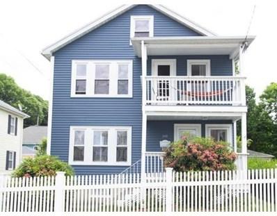 240 Kittredge St UNIT 1, Boston, MA 02131 - MLS#: 72344868