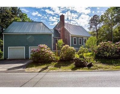595 Bourne Road, Plymouth, MA 02360 - MLS#: 72344898