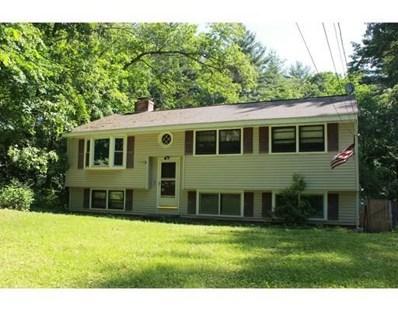 47 Pine Ridge, Westford, MA 01886 - MLS#: 72345081