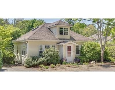 286 College Farm Rd, Waltham, MA 02451 - MLS#: 72345182