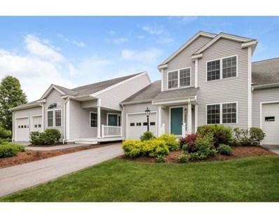 877 Auburnville UNIT K7, Whitman, MA 02382 - MLS#: 72345310