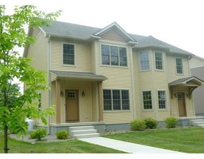 74B Hatfield Street UNIT B, Northampton, MA 01060 - MLS#: 72345441