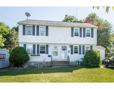 124 Pilling St UNIT 124, Haverhill, MA 01832 - MLS#: 72345475
