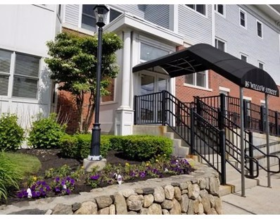 16 Willow St UNIT 209, Melrose, MA 02176 - MLS#: 72345524